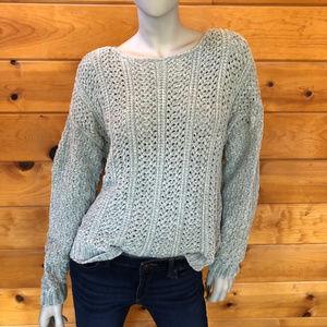 INC NWT Sage Super Soft Cozy Scoop Neck Sweater M